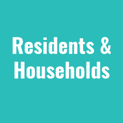 Residents & Households